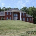 Home for sale on Rock Road, Radford VA