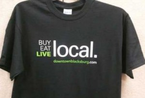Buy Local, Eat Local, Live Local
