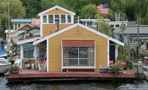 Washington Houseboat