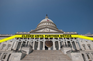 government shutdown affects mortgages
